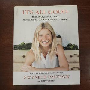 It's All Good - Gwyneth Paltrow Cookbook